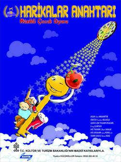 harikalar-anahtari-samsun  - harikalar anahtari samsun - Harikalar Anahtarı Müzikli Çocuk Oyunu