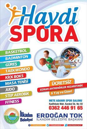 Haydi Çocuklar Spora