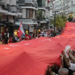 - ayni bayrak altinda samsun darbeye karsi yuruyus 150x150 - Bin 919 Metrelik Türk Bayraklı Demokrasi Yürüyüşü