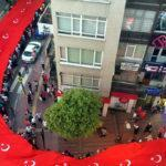 - ayni bayrak altinda samsun darbeye karsi yuruyus 4 150x150 - Bin 919 Metrelik Türk Bayraklı Demokrasi Yürüyüşü
