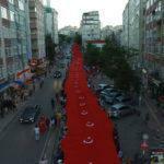 - ayni bayrak altinda samsun darbeye karsi yuruyus 9 150x150 - Bin 919 Metrelik Türk Bayraklı Demokrasi Yürüyüşü