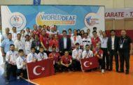 İşitme Engelliler Dünya Şampiyonaları sona erdi