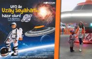 Uzay Macerası etkinliği Yeşilyurt AVM'de