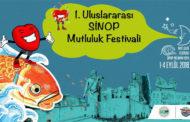 1. Uluslararası Sinop Mutluluk Festivali