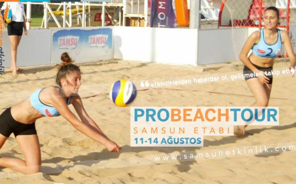 TVF 2016 Pro Beach Tour Samsun Etabı Başladı