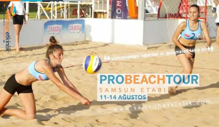 TVF 2016 Pro Beach Tour Samsun Etabı