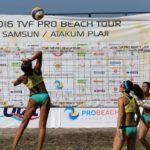 TVF 2016 PRO BEACH TOUR SAMSUN ETABI