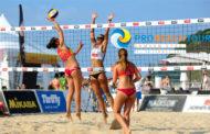 TVF Pro Beach Tour Samsun Etabı başlıyor