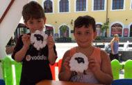 Çocuklar Bulvar AVM'de Deniz Anası Yapım Atölyesinde
