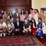 - kultur elcileri samsunda 1 150x150 - Kültür Elçisi Öğrenciler Samsun'da