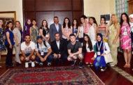 Kültür Elçisi Öğrenciler Samsun'da