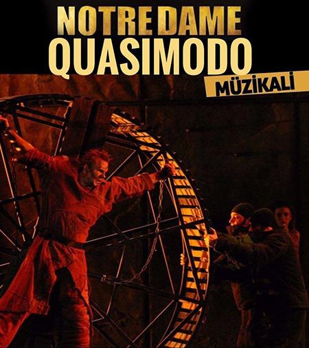NotreDameQuasimodo-Musical-banner  - NotreDameQuasimodo Musical banner - Notre Dame Quasimodo Müzikali Samsun'da