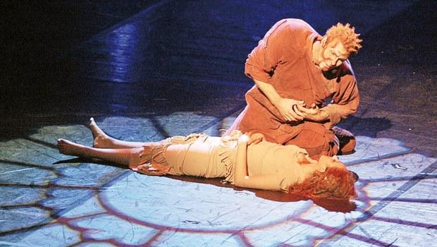 Notre Dame Quasimodo Müzikali Samsun'da