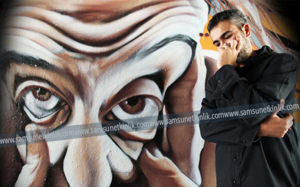 Sagopa Kajmer 16 Ekim'de Samsun'da