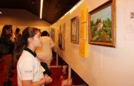 Karma Resim Sergisi Bulvar AVM Sergi Salonu'nda açıldı