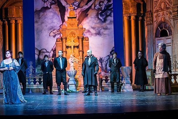 Tosca Operası Samsunlu sanatseverlerle buluşacak