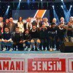 """- samsunspor gala gecesi 1 150x150 - """"Samsunspor Gala Gecesi"""" gerçekleşti"""