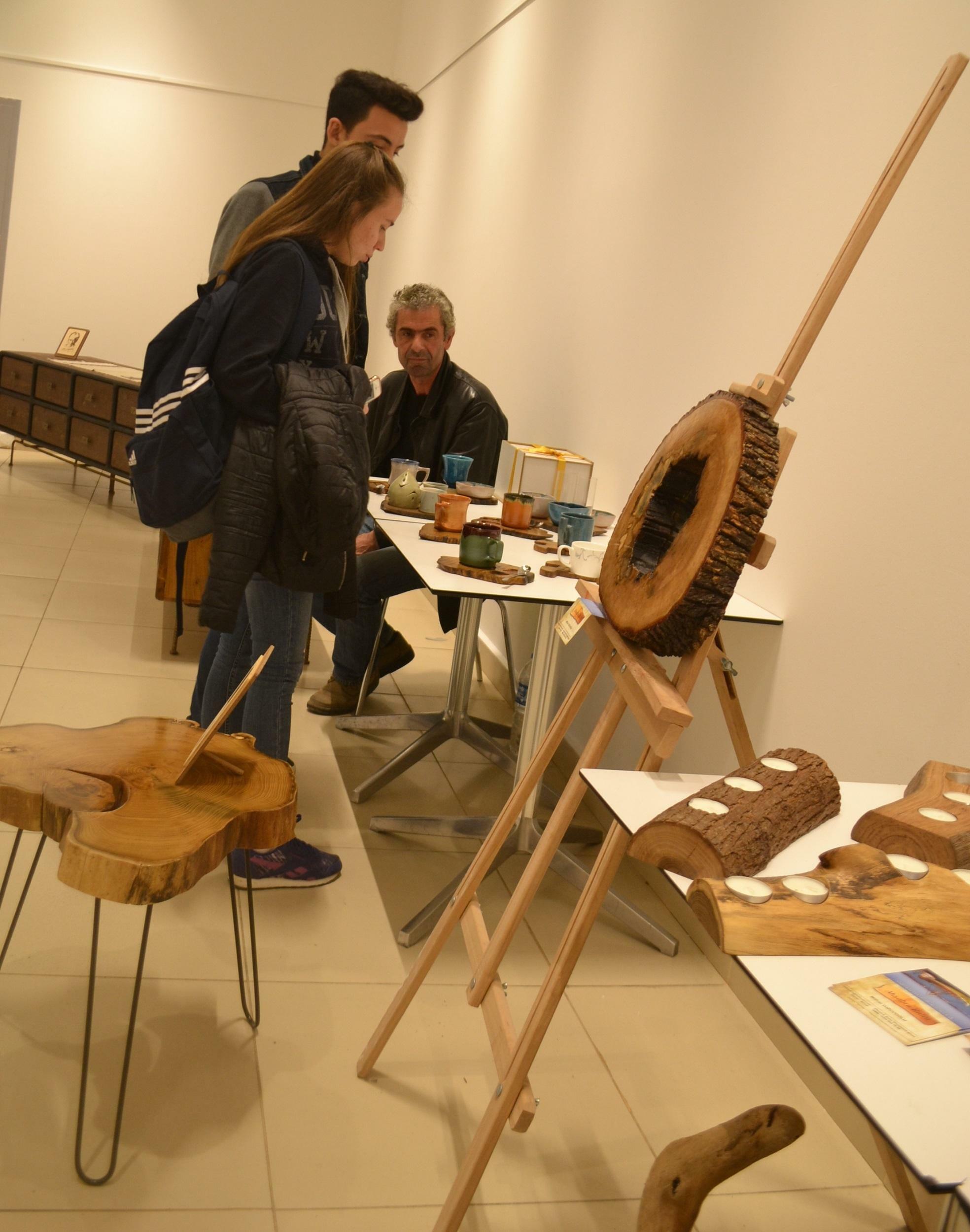 - 3 - Samsun Piazza'dan Unutulan El Sanatlarını Hatırlatacak Sergi