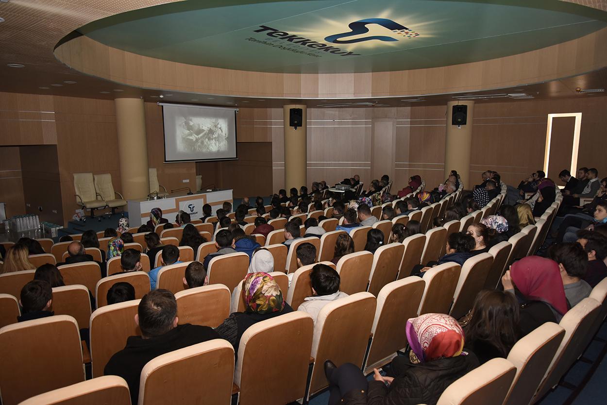 Tekkeköy'den Çanakkale'ye genç bakış tekkekoy belediyesi canakkale programi