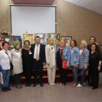 Kadınlar, el emeklerini sergiledi Atakum Belediyesi Kadin El emegi sergisi 11 150x150