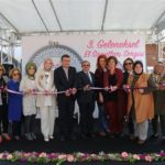 Kadınlar, el emeklerini sergiledi Atakum Belediyesi Kadin El emegi sergisi 4 150x150