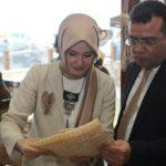 Kadınlar, el emeklerini sergiledi Atakum Belediyesi Kadin El emegi sergisi 8 150x150