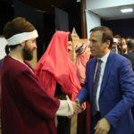Canik'te Yunus Emre'ye tiyatrolu anma Canik Belediyesi Yunus Emreye tiyatrolu anma 7 150x150
