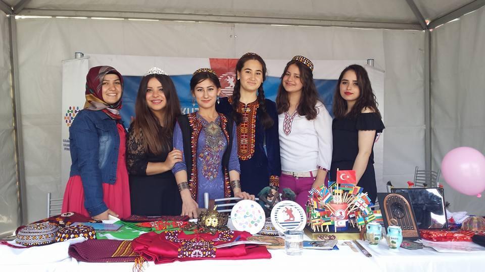 Avrupa Gençlik Haftası etkinlikleri başladı eu 15
