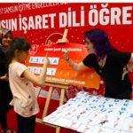 """""""Samsun İşaret Dili Öğreniyor"""" samsun isaret dili ogreniyor samsunolimpiyat 2 150x150"""