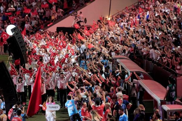 - 4RGjkPaRLkeXbQnQdcU2Aw - Samsun'da Olimpiyat Coşkusu yaşandı