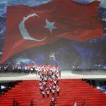 Deaflympics Samsun 2017 muhteşem açılış töreniyle başladı Deaflympics 2017 Samsun acilis toreni 18 temmuz Turkiye 150x150