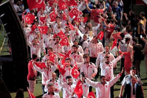 - QQnLjoV9iEKO3zTzckmbgA - Samsun'da Olimpiyat Coşkusu yaşandı