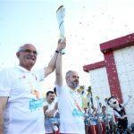 - deaflympics2017 150x150 - 23. Yaz İşitme Engelliler Olimpiyat Oyunları meşalesi, Samsun'da