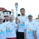 - deaflympics2017 5 150x150 - 23. Yaz İşitme Engelliler Olimpiyat Oyunları meşalesi, Samsun'da
