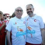 - deaflympics2017 7 150x150 - 23. Yaz İşitme Engelliler Olimpiyat Oyunları meşalesi, Samsun'da
