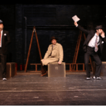 - 39 basamak samsun 2 150x150 - 39 Basamak adlı tiyatro oyunu Samsun'da