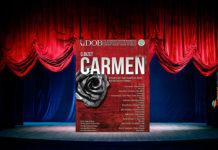 """Samsun Devlet Opera ve Balesi (SAMDOB) """"Carmen"""" operasını sanatseverlerle buluşturmaya hazırlanıyor."""