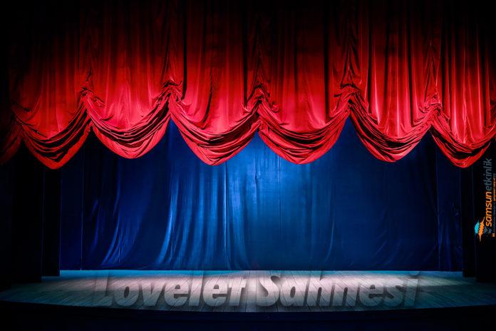 Lovelet Sahnesi Tiyatro Gösterileri