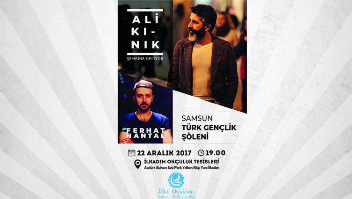 Türk Gençlik Şöleni Samsun