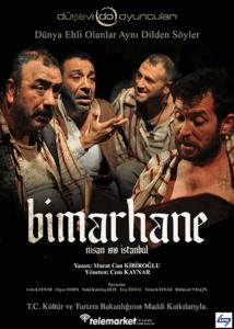 - bimarhane samsun tiyatro 214x300 - Bimarhane Lovelet Sahnesi'nde seyirciyle buluşuyor