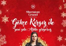 Gökçe Kırgız ve orkestrası ile Yenı Yıl Balosu
