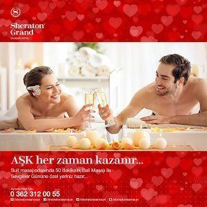 - sevgililer gunu 1 300x300 - 14 Şubat Sevgililer Günü gecesi Sheraton Grand Samsun'da