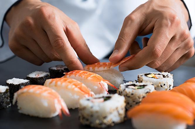 - sushi samsun - Sheraton Grand Samsun'da Sushi Yapım Atölye Etkinliği