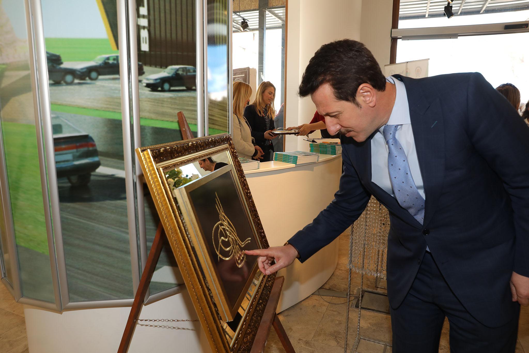 - 3R2A1639 - 'Nakış Sultanları Mehmetçikle el ele' sergisi açıldı