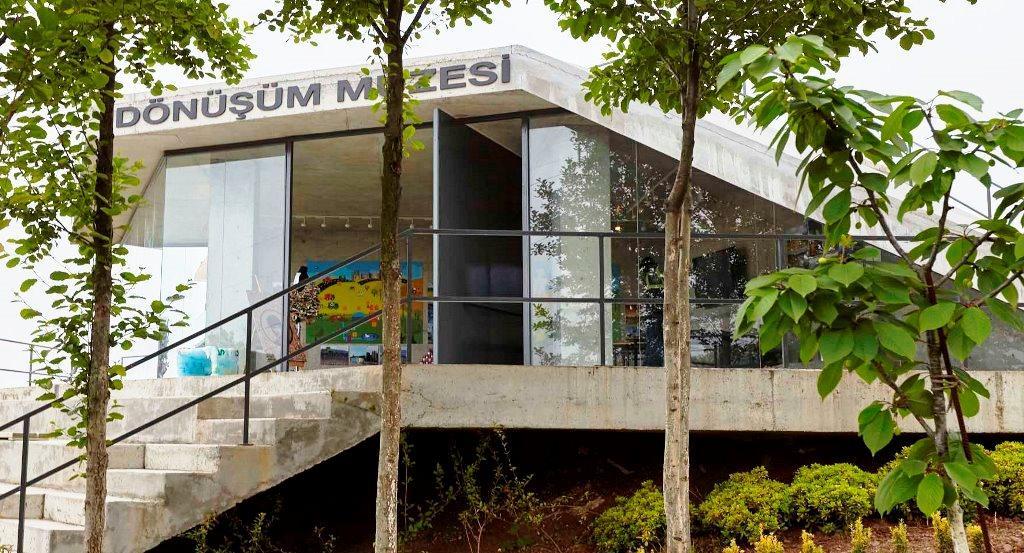 - sadm 2 - 'Dönüşüm Müzesi'ne büyük ilgi