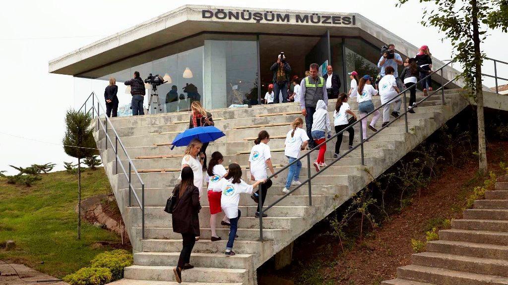 - sadm 4 - 'Dönüşüm Müzesi'ne büyük ilgi