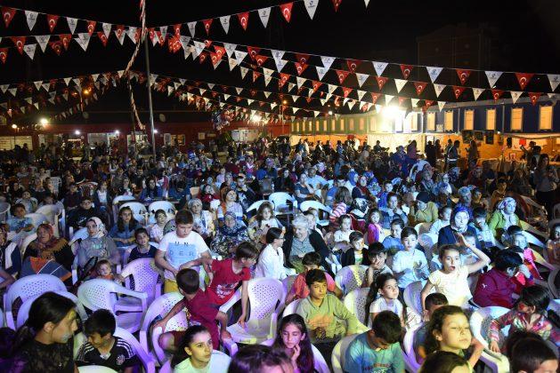 - tekkekoy ramazan sokagi 3 629x420 - Tekkeköy Ramazan Etkinlikleri Devam Ediyor
