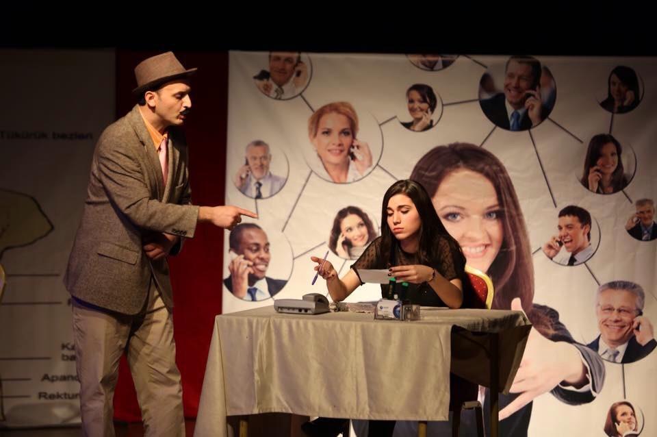 - canik bld haber 3 - Canik Belediyesi Tiyatro Okulu'nda kayıtlar başladı