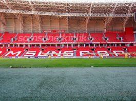 Samsunspor, TFF 2'nci Lig'de 3'üncü haftasında kendi saha ve seyirci önünde Sancaktepe Belediyespor'u konuk ediyor samsun etkinlik - samsunspor sancaktepe 265x198 - Samsun Etkinlik