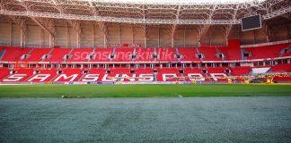 Samsunspor, TFF 2'nci Lig'de 3'üncü haftasında kendi saha ve seyirci önünde Sancaktepe Belediyespor'u konuk ediyor